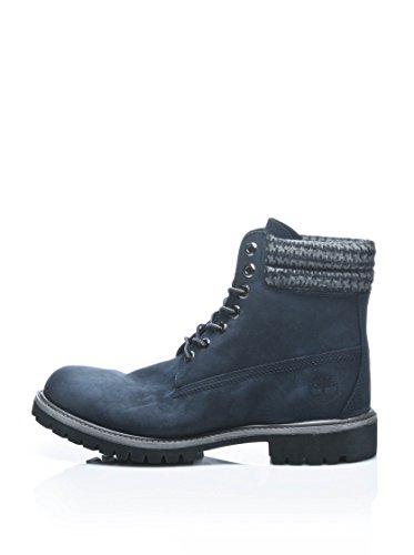 Mens Timberland 6612 6inch Boots Navy Bleu
