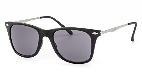 GIN TONIC Leichte Sonnenbrille/Eckige Sonnenbrille in matter Optik für Damen und Herren F2502678