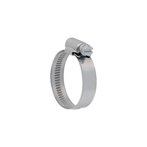 Collier bande non perforée W4 inox - 12 mm - Serrage 40 - 60 mm - Boîte de 10 pièces - Ace