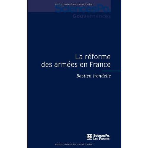 La réforme des armées en France : Sociologie de la décision