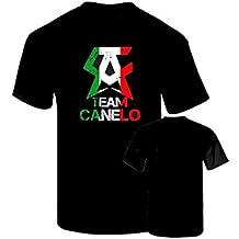 c977a1e0f8c7f B   C Camiseta Canelo Mexico Boxeo Campeon Algodon Calidad 190grs