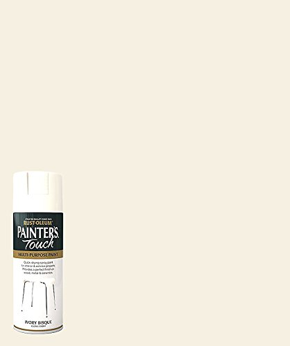 rust-oleum-400ml-painters-touch-spray-paint-ivory-bisque