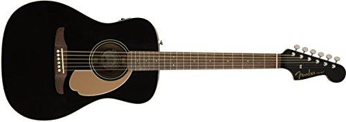 Fender Malibu Player - Jetty Black