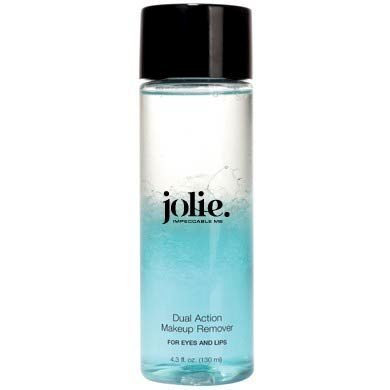 Jolie Dual Action Makeup Remover - For Eyes & Lips - 4.3 fl. oz. by Jolie (Remover Eye Make-up Action)