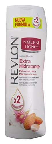 NATURAL HONEY - HIDRATANTE PIEL NORMAL Y SECA loción corporal 400 ml-unisex