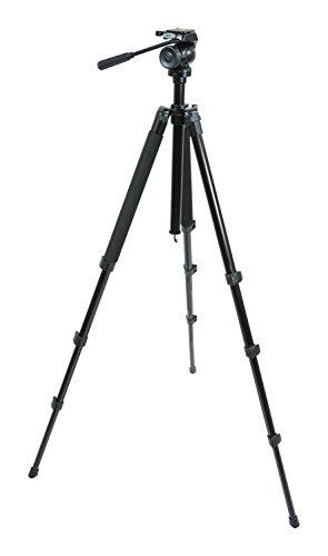 Celestron 82050-cgl, trípode con Cabezal, Color Negro