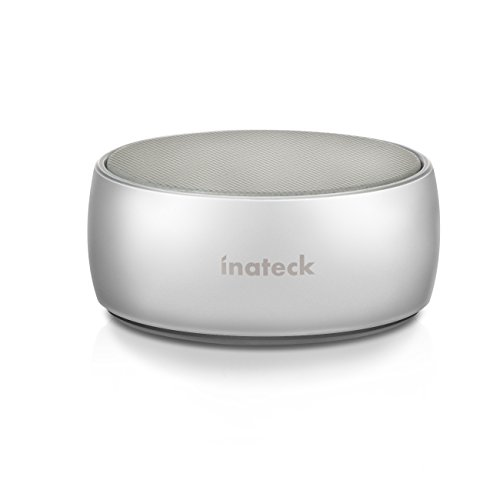 Comprar barato inateck bp1109 altavoz speaker ultraportable inalambrico aluminio bajos aumentados sonido superior para iphone ipad samsung