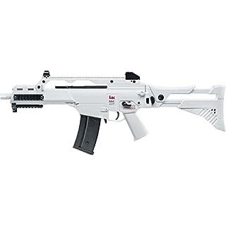 HECKLER & KOCH G36 C IDZ Advanced White Edition Airsoft Gewehr, Weiß, 500-745 mm