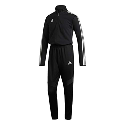 adidas Herren Training Overall TIRO 19 Black/Granite/White XXXXL
