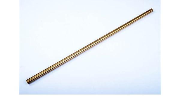 Messing-Antik Reling 14 mm Rohrbogen 90°