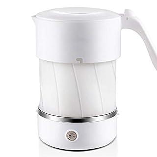 AIHOME 1L Faltbare Wasserkocher Silikon Instant Heizung Klapp Wasserkocher Wasserkocher Mini Wasserkocher Portable Wasserkocher Reise Wasserkocher