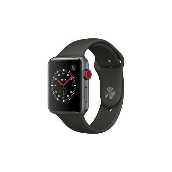 Apple Išmanusis Laikrodis 42mm grau Aluminium