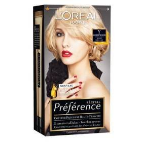 recital prfrence coloration y hollywood blond trs clair for multi item order extra - Coloration Blond Clair Beige