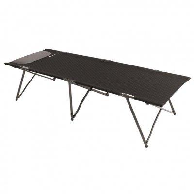 Outwell Posadas Camping-Bett Single, Black, 66 x 192 x 45 cm