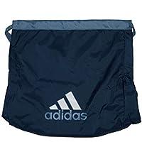 adidas Corporate Training Gymbag, Deep Sea/Power Blue/White, Größe:34 x 45/39 x 11 cm