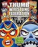 Panini World Thumb Wrestling Adesivi Album