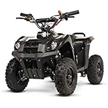 Nvey Eco Quad electrico para niños 800w 36v Junior Off Road 4 Ruedas Todoterreno