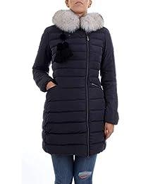 Peuterey - Donna SERIOLA 02 Fur NER Parka Trapuntato Nero con Pelliccia -  28082 af9ff71aed5