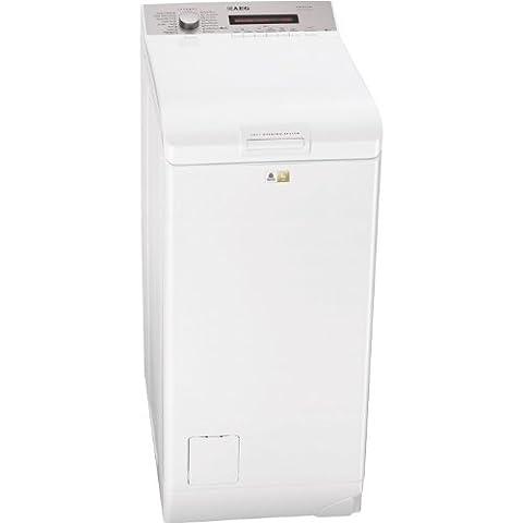 AEG L75465TL1 Waschmaschine Toplader / A+++ / 1400 UpM / 6 kg / weiss