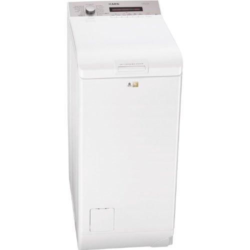 AEG L75265TL1 Waschmaschine Toplader / A+++ / 1200 UpM / 6 kg / weiss