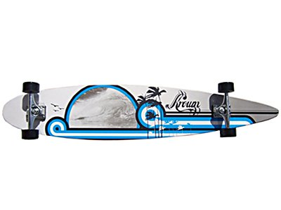 Krown Skateboards Longboard Top komplett- Modelle als Pintail, Dropdown, Cruiser und Freestyle Boards (City Surf)