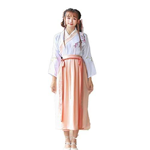 Susichou Chinesischen Stil traditionelle chinesische Kleidung Kostüme Chaiselongue Fairy Rock mit weiten Ärmeln...