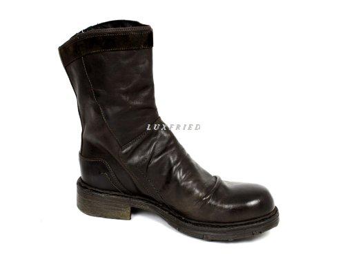 Just Cavalli , Boots biker homme Marron - Marron