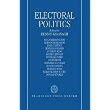 [(Electoral Politics)] [Edited by Dennis Kavanagh] published on (March, 1995)