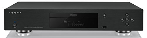 Oppo UDP-203 (Dolby Vision) - Ultra HD Blu-ray Disc Player