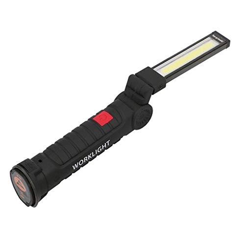 LED COB Grill Licht Grilllampe mit Magnetfuß, perfekt am Grill befestigung, BBQ Licht - 14,8 x 4,7 cm