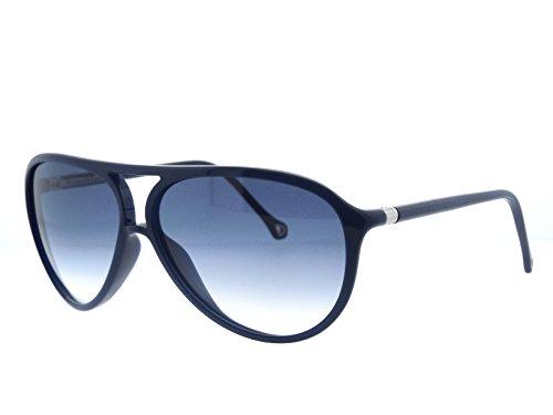 E. Zegna Sonnenbrille SZ3513E_07NS (62 mm) dunkelblau