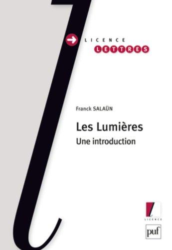 Les Lumières - Une introduction