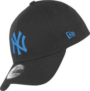 New Era 3930 MLB Black Base NY Yankees casquette noir bleu