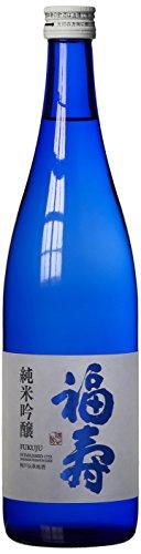 Fukuju Premium-Sake (Reiswein) Kobe Classic Junmai Ginjo (1 x 0.72 l)