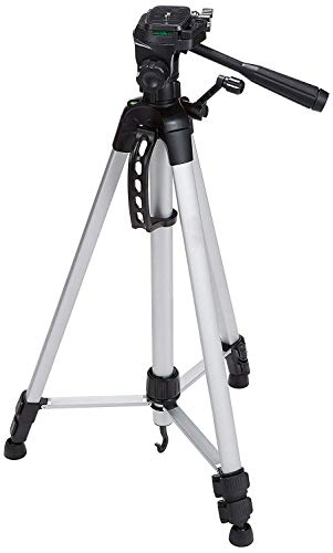 STORETHATSAYS Camera Tripod Portable & Foldable Stand with Mobile Clip Holder Compatible with All Android and Apple Smartphones