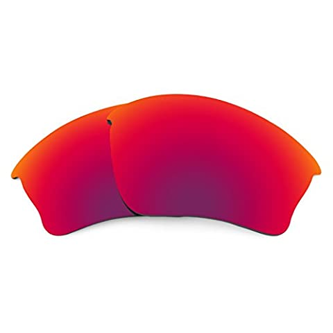 Revant Polarized Replacement Lenses for Oakley Half Jacket XLJMidnight Sun MirrorShield®