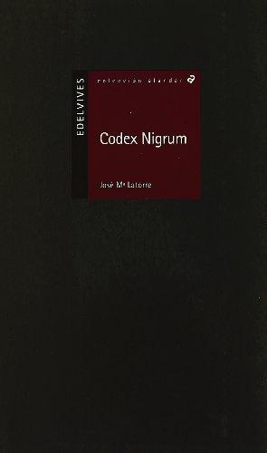 Descargar Codex Nigrum (Alandar) PDF Gratis - Libros