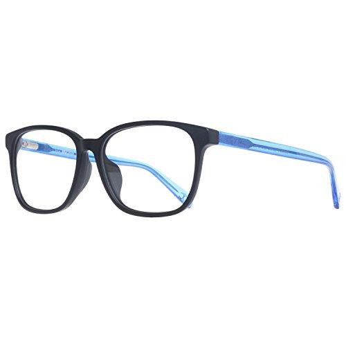 Just Cavalli Unisex-Erwachsene Brille JC0685-F 002 56 Brillengestelle, Schwarz,