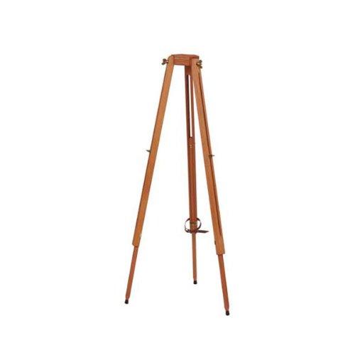 Mabef Mbma-30 Wood Tripod For Pochade Box -