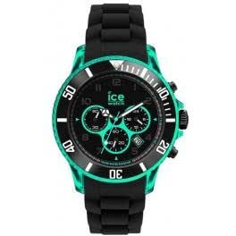Montre Homme Ice Watch Ice-Chrono Electrick CHKTEBBS12 Bracelet Silicone Noir