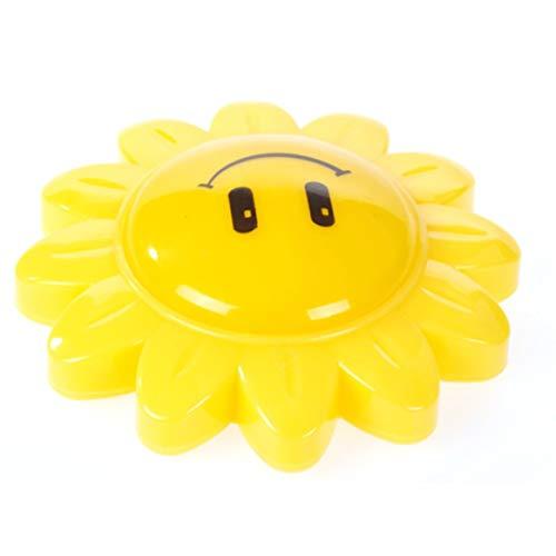 NEUE Ankunft Kreative Sonnenblume Abnehmbare Cartoon Wandleuchte Für Kinder Kinder Schlafzimmer