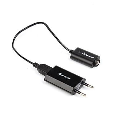 E-Zigaretten Ladegerät für USB & Steckdose von Salcar