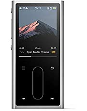 FiiO M3K HiFi Metal Shell Music Player with 16GB Memory Card and Digital Voice Recorder