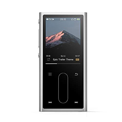 FiiO M3K Lecteur/enregistreur MP3/MP4, argenté