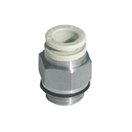 g02a SMC KQ2H06-G02A ONE-TOUCH FITTING METRIC SIZE CONNECTION THREAD G - MALE CONNECTOR