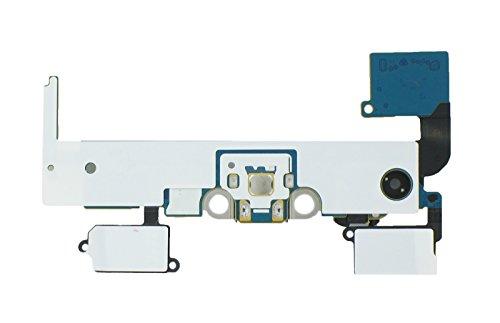 Samsung SM-A500F, SM-A500FU Galaxy A5 Micro USB Ladebuchse, Connector Buchse + Mikrofon + Audio Buchse + Tasten, Key Flex