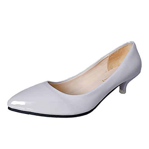 Dames coréennes pointus chaussures printemps/Avec des chaussures/Chaussures en cuir/Chaussures légères C