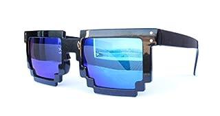 Pixelbrille Sonnenbrille Pixelsonnenbrille Pixel Brille Pixelbrille