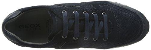 Geox Herren U Emildon A Sneakers Blau (Navyc4002)