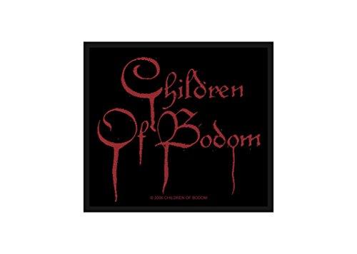 Preisvergleich Produktbild Children Of Bodom - Blood Logo [Patch/Aufnäher, Gewebt] [SP2015]